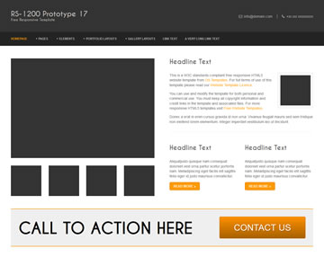RS-1200 PTT 17 Free Website Template